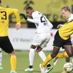 Edwin Gyasi: Ghanaian attacker's goal helps Roda JC to eliminate giants PSV Eindhoven from Dutch Cup