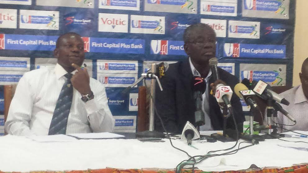 Ghana FA revises membership of Premier League Board, sixteen clubs involved