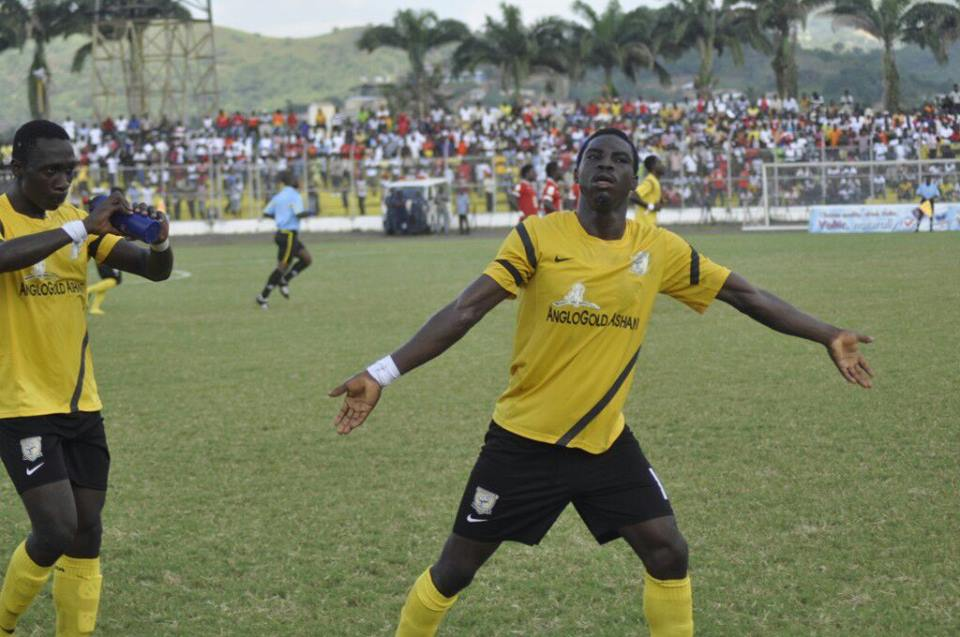 Ghana Premier League: Miners baptize Great Olympics in Obuasi