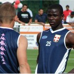 EXCLUSIVE: English Premier League side West Ham United to watch Ghana defender Jonathan Mensah during AFCON