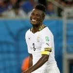Asamoah Gyan's absence 'big blow' to Ghana ahead of Senegal showdown