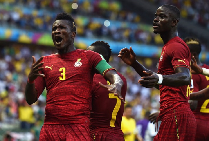 Gyan beat Roger Milla's record to become the highest scoring African at the World Cup