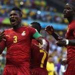 Group C opponents are also scared of us, says Ghana captain Asamoah Gyan