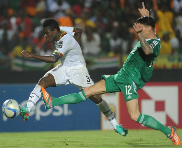 Gyan insists Ghana's improved form at 2015 AFCON is teamwork not individual brilliance