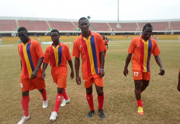 Match Report: Hearts of Oak suffer chastening defeat to Berekum Chelsea on the road