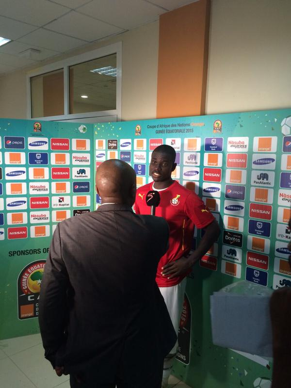 Jonathan Mensah: Ghana defender thrilled with another AFCON quarters after South Africa win