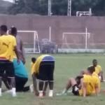 Boye, Wakaso join Black Stars training ahead of camping trip to Spain