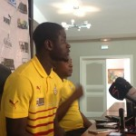 Black Stars not afraid of early AFCON exit, says defender Jonathan Mensah