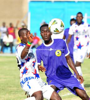 Ghana Premier League- Match Report: Emmanuel Antwi's late strike propels Liberty past All Stars