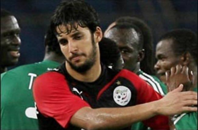 Opponent Watch: Algeria suffer another injury blow as goalkeeper Lamine Zemmamouche withdraws from AFCON