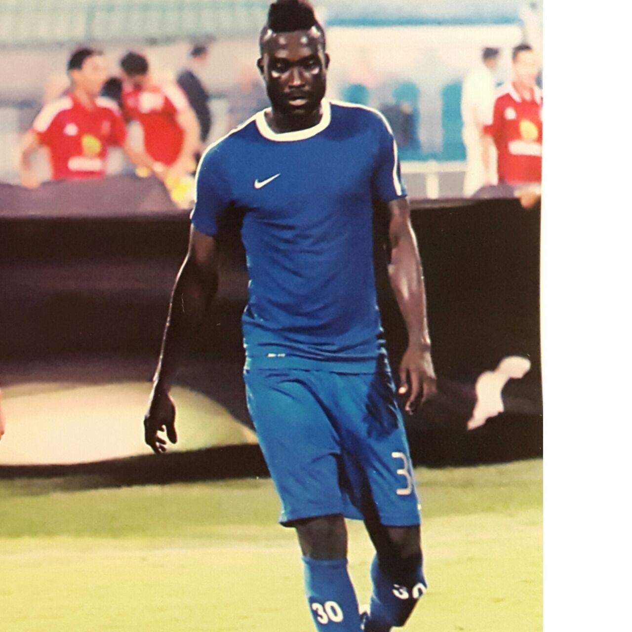 Nana Poku: Brilliant Ghanaian striker powers El Shorta to victory in Egypt