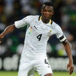 Veteran defender John Paintsil expecting a return to the Black Stars