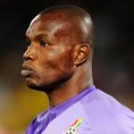 Richard Kingson: Veteran Ghana goalie vows to end career at giants Kotoko