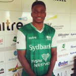 Sammy Adjei Jnr: Highly-rated Ghanaian youth attacker eager to succeed at Danish side Næstved
