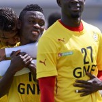 2015 AFCON: Ghana striker Majeed Waris spotted in Sweden, unlikely to join Ghana squad in Spain
