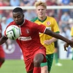 TRANSFER NEWS: Ghanaian youth attacker Zak Ansah could leave Charlton Athletics on Tuesday