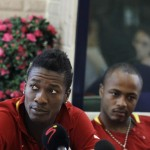 Andre Ayew admits Gyan's absence was big loss in Senegal defeat