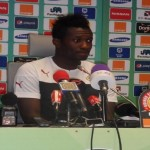 Unfit Gyan risks health for Ghana qualification against South Africa