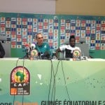 Ghana coach wants maintained momentum for South Africa clash