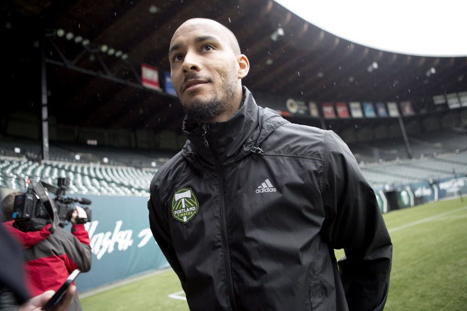 Ghana goalie Kwarasey ready to begin next chapter of his career with the Portland Timbers