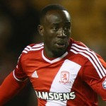 Ghana winger Adomah adapting to new role as defender at Middlesbrough