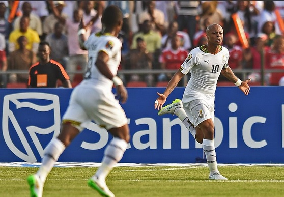 Words cannot describe how much we want to win 2015 AFCON - Andre Ayew