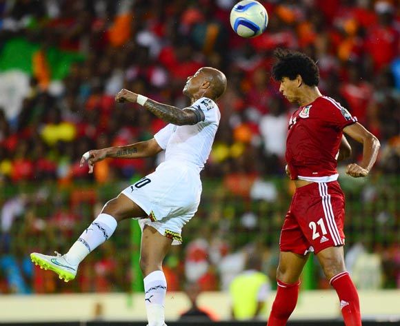 Ghana ready to play ugly football if required to win 2015 AFCON - Andre Ayew