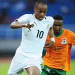 Ghana star Andre Ayew plays down 'home-town decision' concerns ahead of Equatorial Guinea cracker