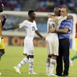 Andre Ayew is best contributor to goals at AFCON