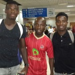 EXCLUSIVE: Ex-Medeama winger Anoobah arrives in Egypt to begin career with Ismaily