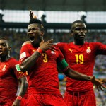 Crocked Asamoah Gyan confident of playing for Ghana in 2015 AFCON final
