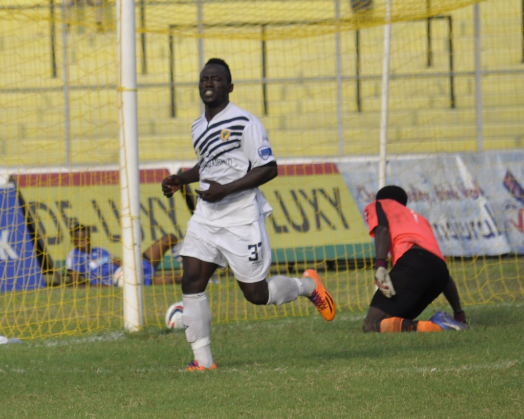 Ghana Premier League: Statistical Review after Week 9- 154 goals scored so far, 84 different scorers