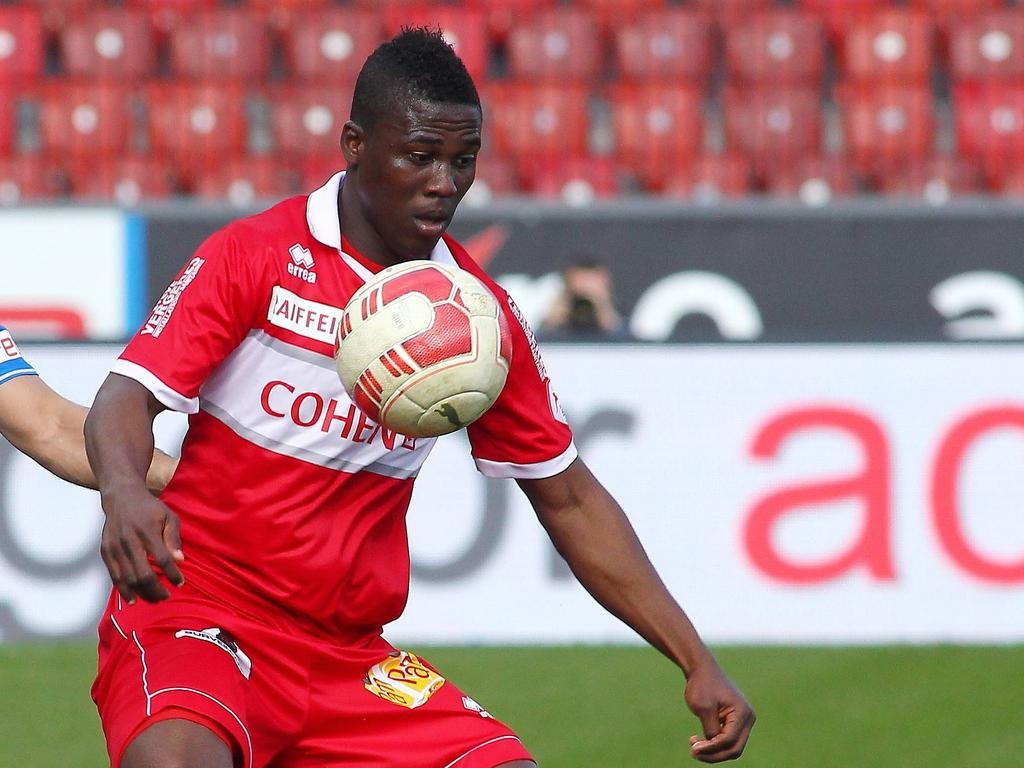 Ebenezer Assifuah: I'm not behind schedule to succeed in Europe