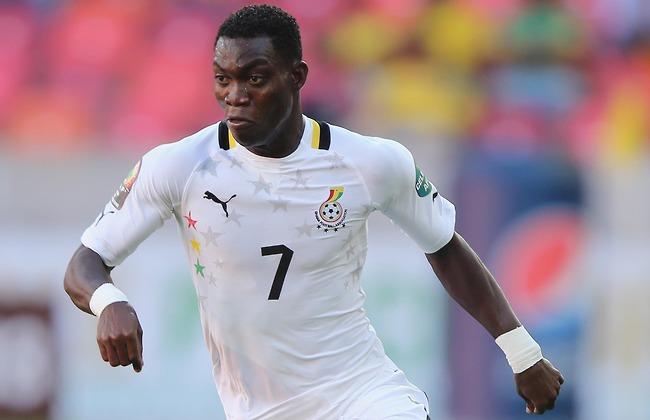 Ex-Ghana star Sammy Kuffuor tips Christian Atsu to win AFCON MVP