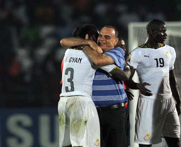 Grant attributes instant success as Ghana coach to right selection of players and staff