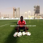 EXCLUSIVE: Ghana defender Awal Mohammed unveiled as new Al Shabab signing