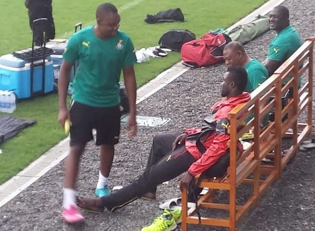Ghana defender Awal Mohammed down with Malaria, likely to miss 2015 AFCON final