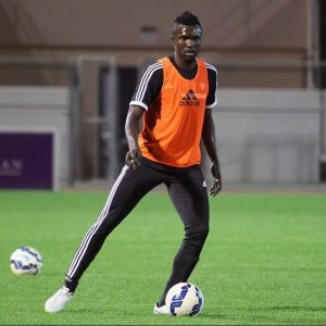 Ghana defender Awal Mohammed delighted with debut show for Al Shabab