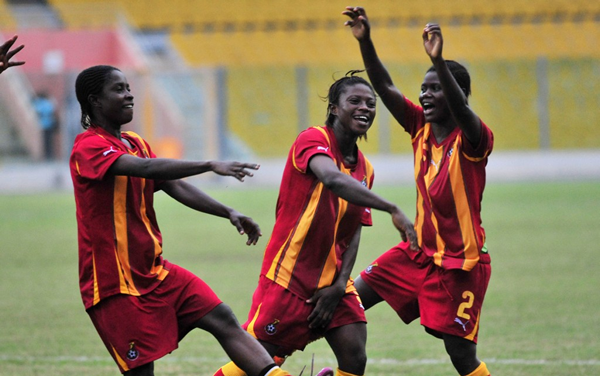 Black Queens step up preparations ahead of 2015 All Africa Games qualifiers