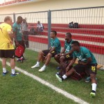 Ghana team prevented from training upon arrival in Bata ahead of 2015 AFCON final