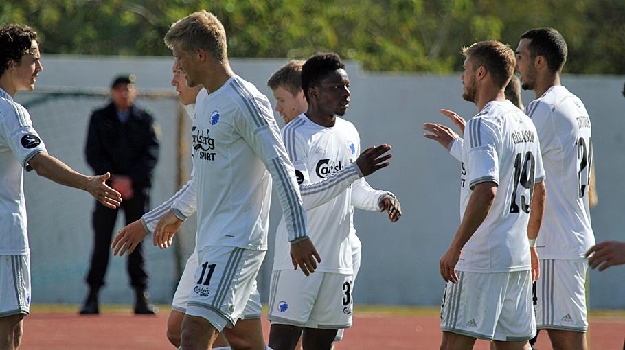 Danny Amankwaa: Ghanaian attacker scores in FC Copenhagen massive win over Mlada Boleslav in Atlantic Cup