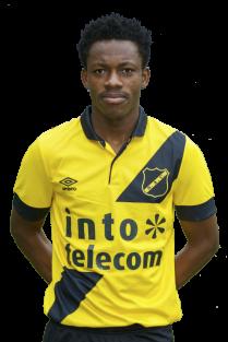 Divine Naah: Ghanaian whizkid makes Dutch Eredivisie debut with NAC Breda