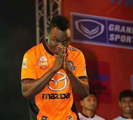 Thai side Nakhon Ratchasima cancel Dominic Adiyiah's contract - report