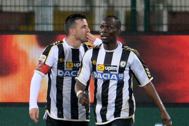 Agyemang-Badu: Ghana star midfielder shines despite Udinese reverse against Lazio