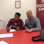 Transfer: Ghana teen midfielder Emmanuel Oti joins Portuguese side SC Braga