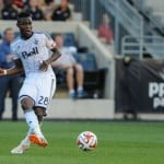 Gershon Koffie's Vancouver Whitecaps edge Kamal Issah's Staebek in pre-season friendly