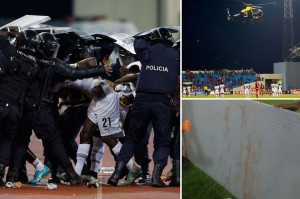 AFCON 2015: Rioting and fines steal limelight from final clash between Ghana and Ivory Coast
