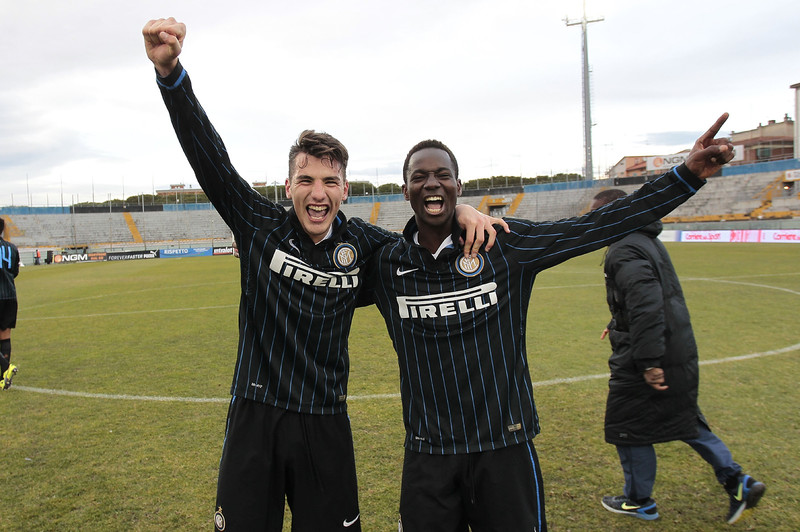 VIDEO: Watch Bright Gyamfi's winner for Inter Milan in the 2015 Viareggio tournament