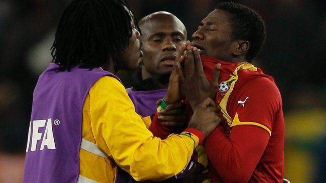 We must convince Gyan to resume penalty-taking duties for Ghana - George Afriyie