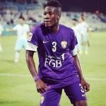 Gyan breaks mini goal-drought by hitting brace to shoot Al Ain to the top of UAE top flight